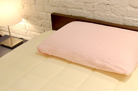 Beauty pillow helps you to have quality sleep in natural, beautiful sleep position.