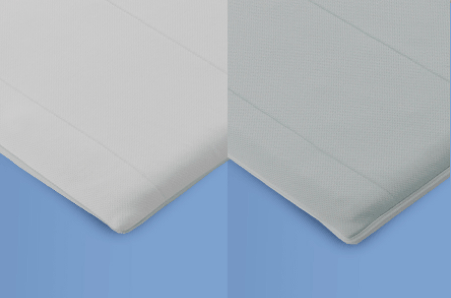 outer cover(soft surface, firm surface) is included