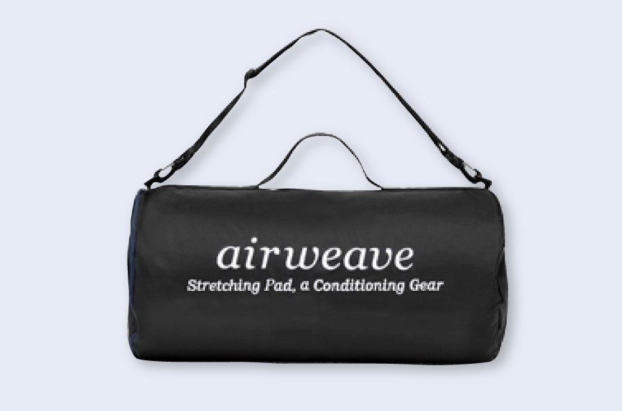 Carrying case is supplied