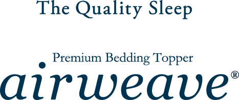The Quality Sleep. Premium Bedding Topper. airweave